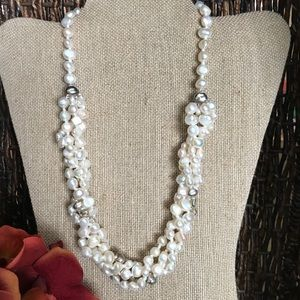GORGEOUS Silpada Layer Cake Necklace